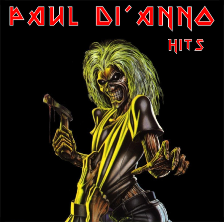 Download Iron Maiden - Paul DiAnno Hits (2018) Torrent