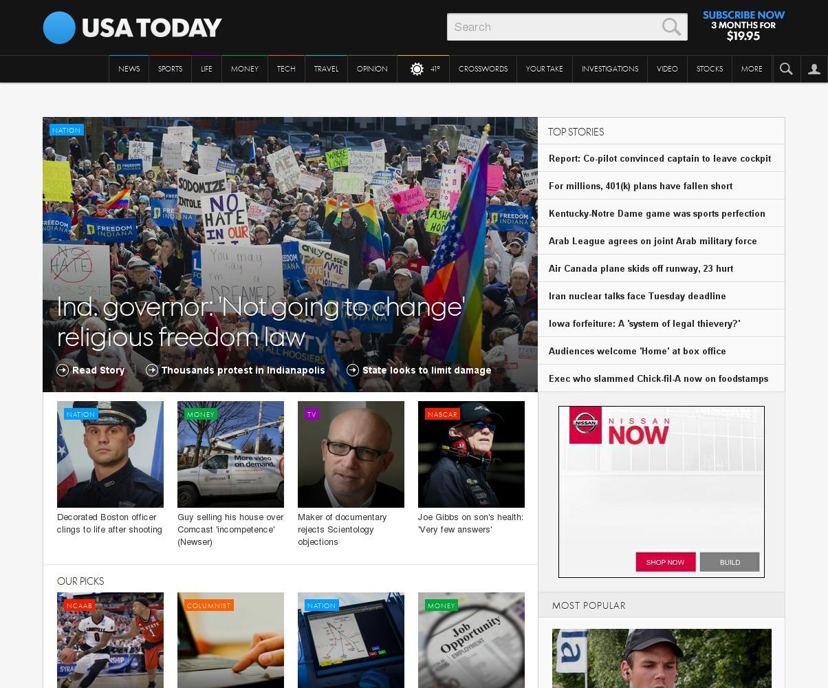 USA Today