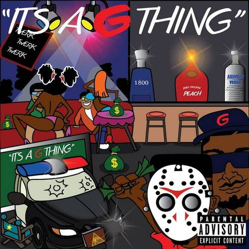G x Project Pat - It's A G Thing-2017 : Free Download ...